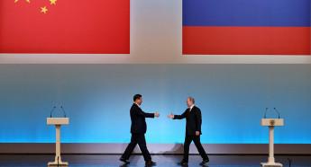 Роль России и Китая в евразийской геополитике
