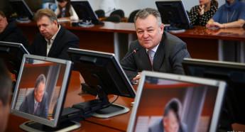 Секция была посвящена актуальным вопросам информационного права и информационного законодательства.