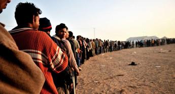 Европа столкнулась с невиданной до сих пор волной миграции и угрозой со стороны террористов