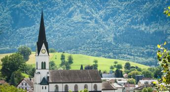 В Лихтенштейне полиция входит в систему министерства внутренних дел.