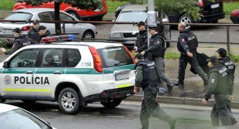 Полиция Словацкой Республики: общие положения