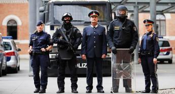 Полиция Австрийской Республики