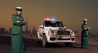 Полиция эмирата Дубай: общие положения
